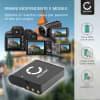 Batteria CELLONIC® CNP-40 per Easypix DVX1035 Full HD Easypix WDV5270 HD Affidabile ricambio da 1250mAh sostituzione