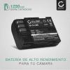 Bateria para camaras Pentax 645D, 645Z, K-01, K-1, K-3, K-3 II, K-5, K-5 II, K-5 IIs, K-7 - D-Li90 1250mAh D-Li90 Batería de repuesto