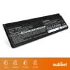 Batterie pour Dell Latitude 12 E7240 / E7250 / P22S (11.1V) - WD52H, GVD76, 451-BBFX (2800mAh) , Batterie de remplacement
