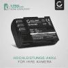 2x Kamera Akku für Pentax 645D 645Z K-01 K-1 II K-3 II K-5 K-5 II K-5 IIs K-7 - D-LI90 Ersatzakku 1250mAh D-Li90, Batterie