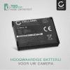 Batterij voor Nikon CoolPix W150 W100, A100 A300, S33 S2600 S2700 S2800 S3100 S3300 S3500 S3700, S7000, RX0 II camera - EN-EL19 NP-BJ1 700mAh ENEL19 Vervangende Accu voor fototoestel