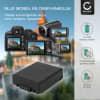 Batterij voor Panasonic Lumix DMC-FZ10 DMC-FZ20 DMC-FZ5 FZ1 FZ15 FZ2 FZ3 DMC-FC20 camera - CGA-S002e CGA-S002e-1B CGR-S002 DMW-BM7 700mAh CGA-S002,CGR-S002,DMW-BM7 Vervangende Accu voor fototoestel