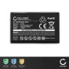 Batterie pour téléphone portableCAT B30 - 1ICP5/3450 1S1P, 1200mAh interne neuve , kit de remplacement / rechange