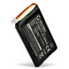 GPS Ersatz Akku für Garmin nüvi 40, 42, 52, 55, 56, 66, 68, 2689 (LM, LT, LMT) Navigationsgerät - 361-00056-05 361-00056-11 750mAh Navi Ersatzakku , Batterie