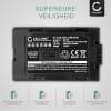 Batterij voor Panasonic AG-DVX100 NV-GS11 NV-DS60 NV-GS1 NV-DS27 NV-DS29 NV-MX500 NV-DA1 NV-DS15 camera - CGA-D54 CGR-D120 -D220 2200mAh Vervangende Accu voor fototoestel