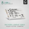 Batterie pour appareil photo Nikon CoolPix P510 P520 P530 P500 P100 P90 P80 P6000 P51000 P4 P3 CoolPix S10 CoolPix 3700 7900 5900 5200 4200 - EN-EL5 1180mAh ENEL5 Batterie Remplacement