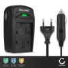 Charger  BC-11L for Casio NP-20 (Casio Exilim EX-M1 / EX-M2 / EX-S1 / EX-S100 / EX-S2 / EX-S3 / EX-S500) Power Supply