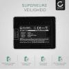 Batterij voor Canon LEGRIA HF R306, HF R506, HF R57, HF R606, HF R706, VIXIA HF R52 camera - BP-718 BP-727 1600mAh Vervangende Accu voor fototoestel
