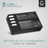 Bateria para camaras Pentax K-30 K-50 K-500 K-70 K-r K-S1 K-S2 KP - D-Li109 1100mAh DLi109 D Li109 Batería de repuesto
