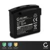 Batterie pour Audioline Amplicomms TV2400, Amplicomms TV 2410, Amplicomms TV 2500, Amplicomms TV2510 - Audioline Amplicom 93ITV24BAT 270mAh