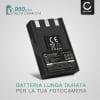 Batteria CELLONIC® GPNTA2217 per Jenoptik JD 5.2 z3 / JD 6.0 z3 Affidabile ricambio da 950mAh sostituzione