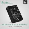 Bateria para camaras Nikon D5600 D5500 D5300 D5200 D5100 D3500 D3400 D3300 D3200 D3100 CoolPix P7800 P7700 P7100 P7000 - EN-EL14 EN-EL14a 1050mAh ENEL14 Batería de repuesto