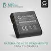 Bateria para camaras Easypix DVX1035 Full HD Easypix WDV5270 HD - CNP-40 1250mAh CNP-40 Batería de repuesto