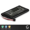 Batterie pour Garmin nüvi 1200 nüvi 1250 nüvi 1255T nüvi 1260T nüvi 2360 nüvi 2595, nüvi 2557, Nüvi 2445 - 361-00035-01 (950mAh) Batterie de remplacement