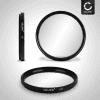 UV Filter voor Canon EF 50mm f/1.8 II, EF 40mm 1:2.8 STM EF 35mm F:2.8 STM, EF-S 24mm f/2.8 STM (Ø 52mm) Bescherming Filter