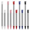 Stylus Pen for Nintendo 3DS - 10x Set, metal, adjustable