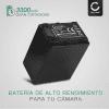Bateria para camaras Sony HDR-CX625, HDR-CX730 HDR-CX250, FDR-AX53 -AX33 -AX100, HDR-PJ810 - NP-FV100 -FV30 -FV70 3300mAh NP-FV100 Batería de repuesto