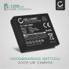 Batterij voor Fuji Finepix F40fd Finepix F20 Finepix F47fd Finepix F45fd camera - NP-70 1150mAh NP-70 Vervangende Accu voor fototoestel