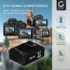 AHDBT-201 AHDBT-301 AHDBT-302 Batteri för GoPro Hero 3 Hero 3 White Hero 3 Black Hero 3 Silver Hero 3 + Hero 3+ Hero 3 Plus, 1180mAh Kamera-ersättningsbatterimed lång batteritid