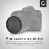 Filtro Polarizzatore CPL per Panasonic Lumix G Vario 14-42mm 14-45mm 45-150mm 45-200mm (Ø 52mm) Filtro polarizzazione circolare