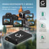 Batteria CELLONIC® BP70A AD43-00194A per Samsung MV800 WB35f WB30f WB50f DV150f ST150f ST30 ST65 ST66 ST72 PL120 PL20 PL100 ES90 ES80 ES70 ES65 Affidabile ricambio da 700mAh sostituzione