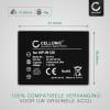 Batterij voor FujiFilm Fuji X-T3 -T30 X-T100 -T10 -T1 X-T20 -T2 X-H1 X-E3 -E2 -E2s -E1 X-A3 -A10 -A5 -A2 -A1 X-Pro2 camera - NP-W126 1140mAh Vervangende Accu voor fototoestel
