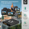 Bateria para camaras Fujifilm Fuji X10 X20 XF1 XP200 XP150 XP100 SQ10 Instax Share SP-3 F100ER F550EXR - NP-50 NP-50A 750mAh Batería de repuesto
