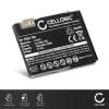 CELLONIC® Phone Battery Replacement for Siemens A58, AX75, CT72, CT75, CV72, CV75, CXL70, CXL75, CXT75, CXV70 - EBA-760 750mAh