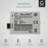 Batteria CELLONIC® LP-E5 per Canon EOS 1000D EOS 450D EOS 500D EOS Rebel T1i EOS Rebel XS EOS Rebel Xsi Affidabile ricambio da 1020mAh sostituzione