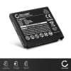 Akku für Samsung GT-S5230 / SGH-U700 / SGH-U700V / SGH-G800 / SGH-I870 Handy / Smartphone - Ersatzakku 800mAh , Neuer Handyakku