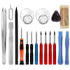 Batterie pour téléphone portableOnePlus 3T (A3010) - BLP633, 3400mAh interne neuve + Set de micro vissage, kit de remplacement / rechange