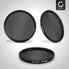 Filtre Densité Neutre ND1000 pour Ø 55mm Filtre Gris Neutre