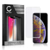 Displaybeschermglas iPhone XS Max (3D Full Cover, 9H, 0,33mm, Full Glue) Tempered Glass