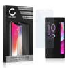 Panzerglas Sony Xperia X Compact (3D Full Cover, 9H, 0,33mm, Edge Glue) Displayschutz Tempered Glass