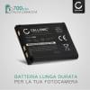Batteria CELLONIC® DS5370 per Maginon Slim X SZ 10 SW140 SZ125 Z1600 Super Slim XS 60 XS 70 XS 80 Affidabile ricambio da 700mAh sostituzione
