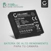 Bateria para camaras Fuji Finepix F40fd Finepix F20 Finepix F47fd Finepix F45fd - NP-70 1150mAh NP-70 Batería de repuesto