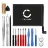 Batterie pour téléphone portableOnePlus One (A0001) - BLP571, 3100mAh interne neuve + Set de micro vissage, kit de remplacement / rechange