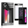 Displaybeschermglas Sony Xperia X Compact (3D Full Cover, 9H, 0,33mm, Edge Glue) Tempered Glass