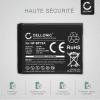 Batterie pour Samsung WB35F, DV150F, WB50F, ST30, ST70, WB30F, ST150F, ST72, ES65, MV800 - BP70A, AD43-00194A (700mAh) Batterie de remplacement