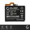 Batterie pour téléphone portableBlackBerry Passport / Passport 4G / Q30 - BAT-58107-003, 3400mAh interne neuve , kit de remplacement / rechange