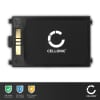 82-71363-02,82-71364-01,82-71364-05,BTRY-MC70EAB02 Battery for Motorola Symbol MC7004, MC7090, MC7094, MC7095, MC75, MC7506, MC7598, MC7596, MC75A, MC9097, FR66, FR68 (3800mAh) Spare Battery Replacement