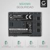 Bateria para camaras Canon EOS 400D EOS 350D EOS Digital Regel XTi PowerShot G7 G9 S50 HG10 HF R16 R106 MD235 VIXIA HV30 ZR800 - NB-2L NB-2LH BP-2L5 700mAh Batería de repuesto