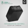 Batterij voor Sony HDR-CX625, HDR-CX730 HDR-CX250, FDR-AX53 -AX33 -AX100, HDR-PJ810 - NP-FV100 (3300mAh) vervangende accu