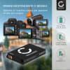 Batteria CELLONIC® DLI-301 per BenQ DSC-G1 Affidabile ricambio da 1000mAh sostituzione