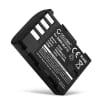 DMW-BLF19 DMW-BLF19E DMW-BLF19PP Batteri för Panasonic GH5 Lumix DC-GH5s DMC-GH4 GH4 GH4r GH4h GH3 Lumix DMC-GH3h GH3a G9 Lumix DC-G9, 1600mAh Kamera-ersättningsbatterimed lång batteritid