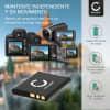 Bateria para camaras Sony Cyber-shot DSC-WX80 DSC-QX10 DSC-QX100 DSC-TX30 DSC-W830 - NP-BN1 580mAh NP-BN1 Batería de repuesto