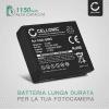 Batteria CELLONIC® NP-70 per Fuji Finepix F40fd Finepix F20 Finepix F47fd Finepix F45fd Affidabile ricambio da 1150mAh sostituzione