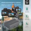 Batteria CELLONIC® EN-EL3 EN-EL3e per Nikon D50 D70s D80 D90 D200 D300 D300S Affidabile ricambio da 1600mAh sostituzione