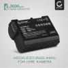 Kamera Akku für Nikon 1 V1 D7000 D7100 D7200 D750 D7500 D500 D600 D610 D800 D800E D810 D810A D810E D850 - EN-EL15 EN-EL15a ENEL15 Ersatzakku 2000mAh EN EL15, Batterie