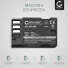 Batteria CELLONIC® D-Li90 per Pentax 645D, 645Z, K-01, K-1, K-3, K-3 II, K-5, K-5 II, K-5 IIs, K-7 Affidabile ricambio da 1250mAh sostituzione